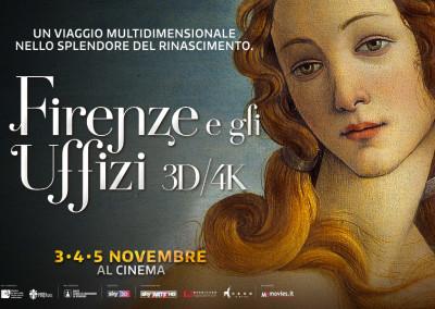 Firenze e gli Uffizi