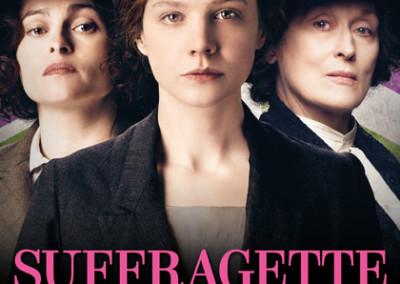Suffragette   di   Sarah   Gavron,   Usa   2015,   106   minuti.