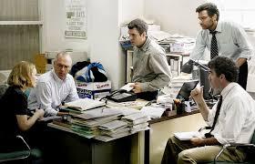 Il caso Spotlight, di Thomas McCarty, Thriller giornalistico, Usa 2015, 128 minuti, Oscar Miglior Film 2016