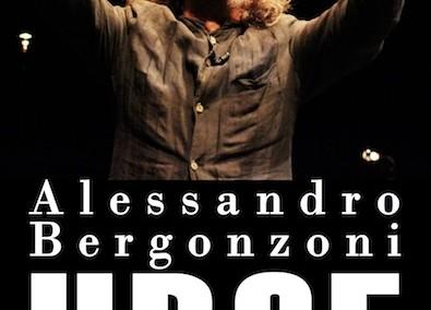 Urge, di Riccardo Rodolfi, comico teatrale riflessivo, con Alessandro Bergonzoni, 101 minuti.