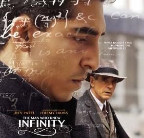 L'uomo che vide l'infinito, di Matt Brown, USA 2015, 108 min.