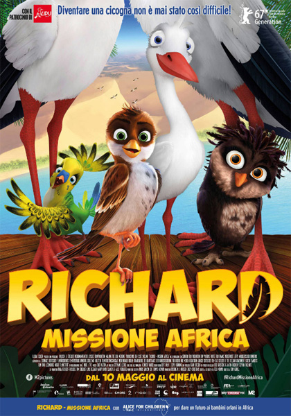 Richard – Missione Africa